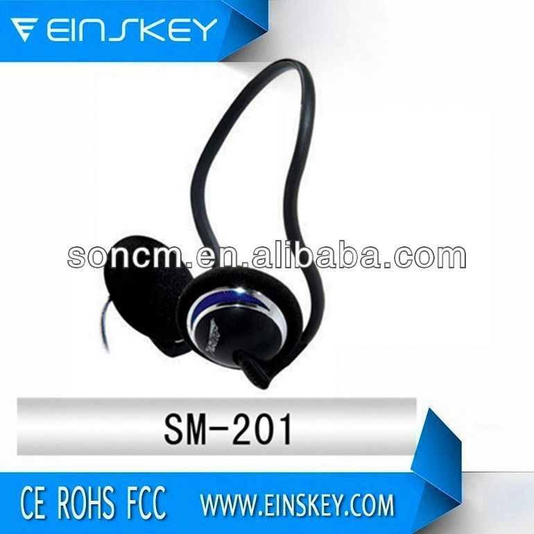 headphone frame SM-201 with beautiful sound