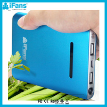 New Travel set power bank for ipad mini and iPhone5c i5s