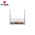 GPON ONT modem 4GE+WIFI+RF(CATV) for fiber optical network