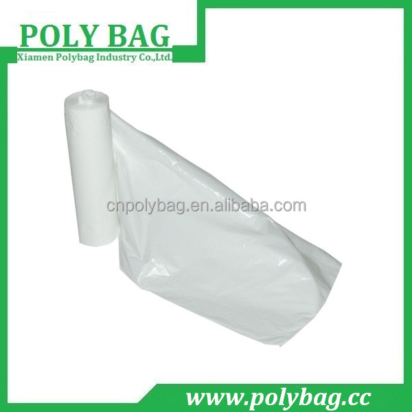 Clear high temperature resistance plastic roll bag