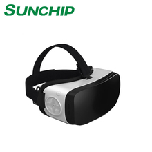 China alibaba express online virtual world games online goggles 3d vr goggles box
