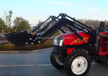 CE approved low price tractor front loader