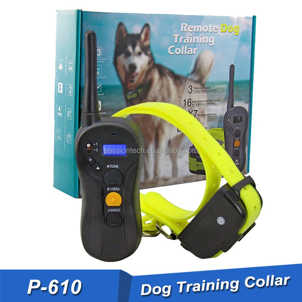VIBRA TONE SHOCK pet e dog training collar
