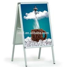 A board,snap frame new display stand advertising stand a2 board