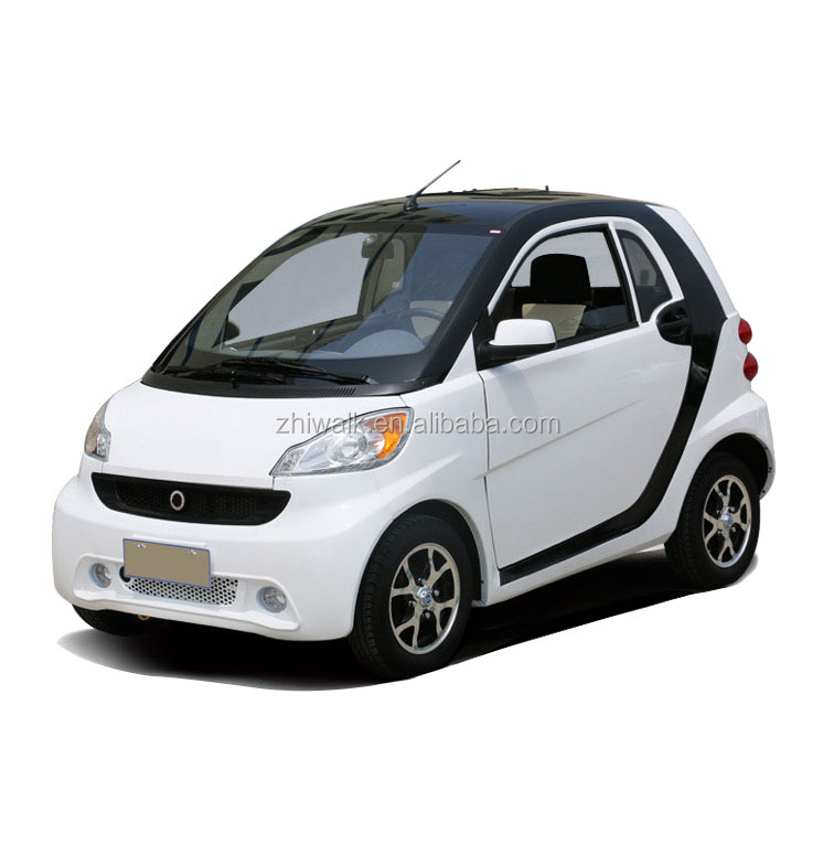 2 doors 2 seat SMART electric car/electric adult smart car/popular fashion design small electric car