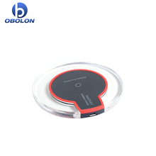 Mobile phone accessories original micro usb wireless charger for samsung