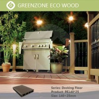 Engineered Type and Laminate Flooring Technics Wood Plastic Outdoor Teak PVC Outdoor Decking