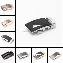 Popular style high quality automatic magnet belt buckles as belt accessories