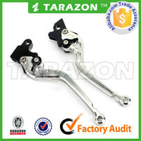 TARAZON brand cnc aluminum brake clutch lever for vespa LX125 150