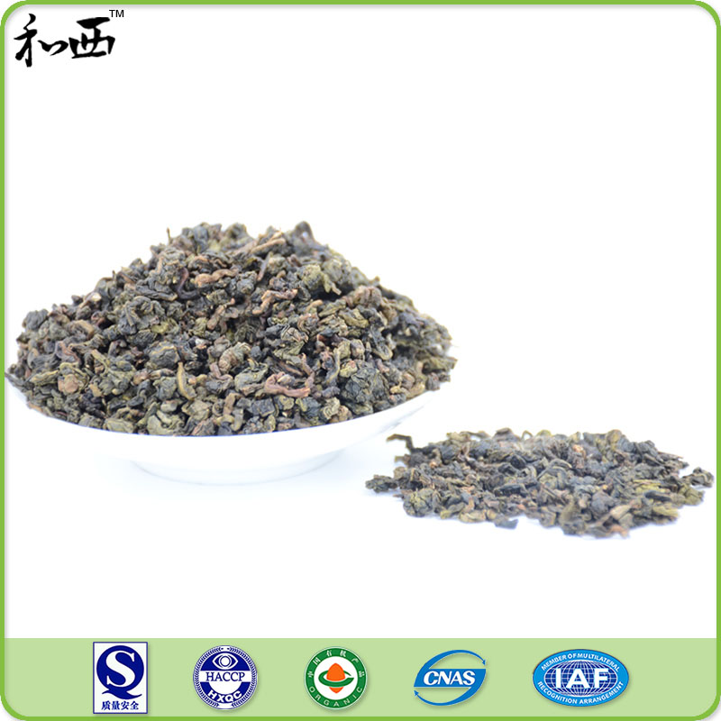 Chinese fujian anxi aged oolong tea