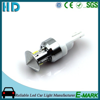 Latest t10 1.5w crees led bulb 12V car width lamp car led light