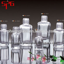 Wholesale new age products fancy glass perfume bottle