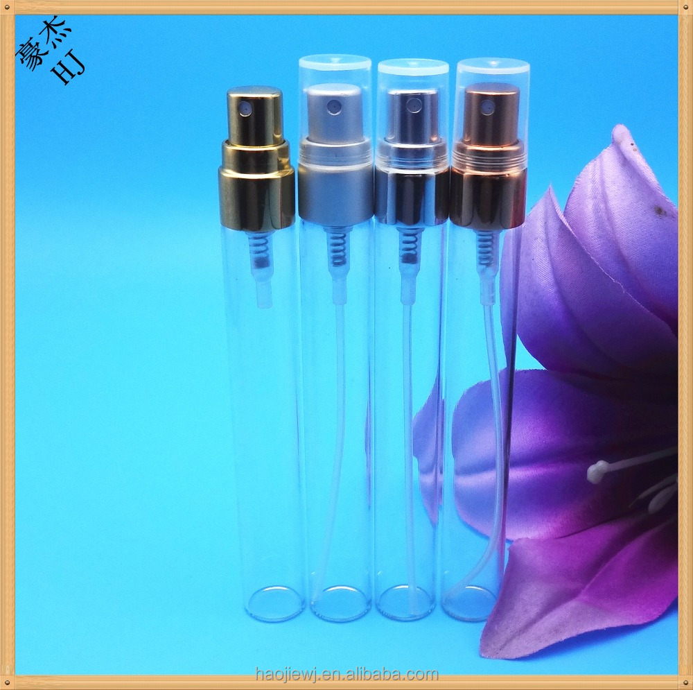 glass spray bottle -8ml and 10ml