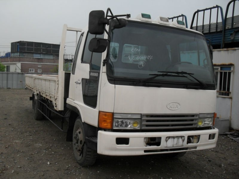 Used car Rhino 5 Ton