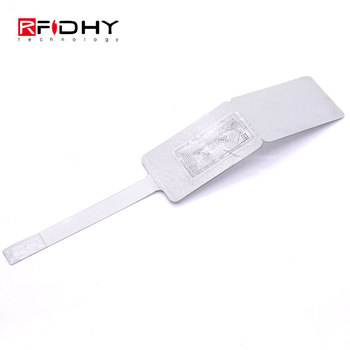Factory Price Anti Theft UHF Alen H3 Mini RFID Jewelry Paper Label Tag