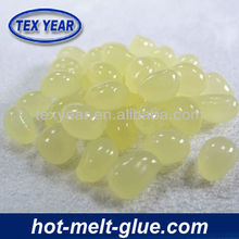 Hot melt glue for packaging carton sealing