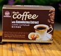 Organic Ganoderma Lucidum Black Coffee ganoderma coffee Delicious reishi instant coffee
