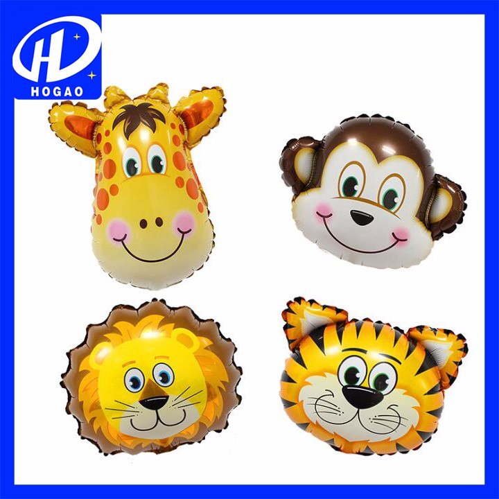 Animal Birthday Party Balloon <strong>Decorations</strong>