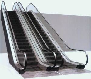 1000mm step width outdoor public escalator