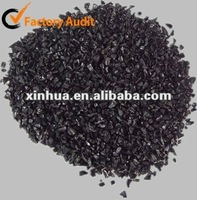 Acid washed activated carbon
