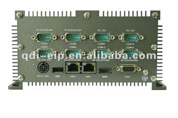embedded box industrial PC