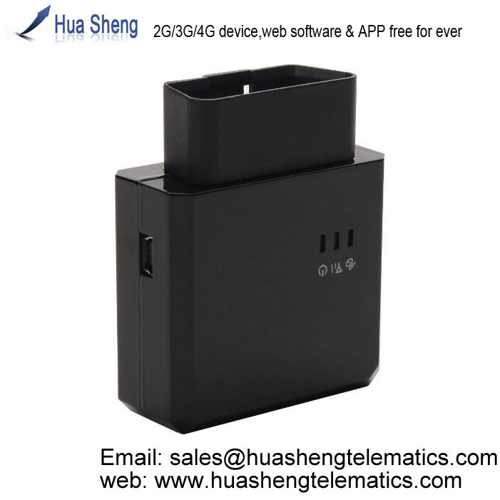 gps car tracking machine [2G, 3G, 4G] support wireless relay