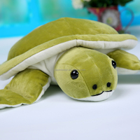 super soft mini stuffed sea animal plush turtle toy