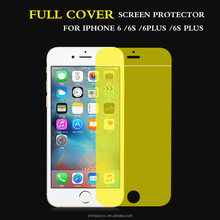 Full cover TPU Material LCD screen protector for iPhone 6s & 6s Plus / screen protector wholesale