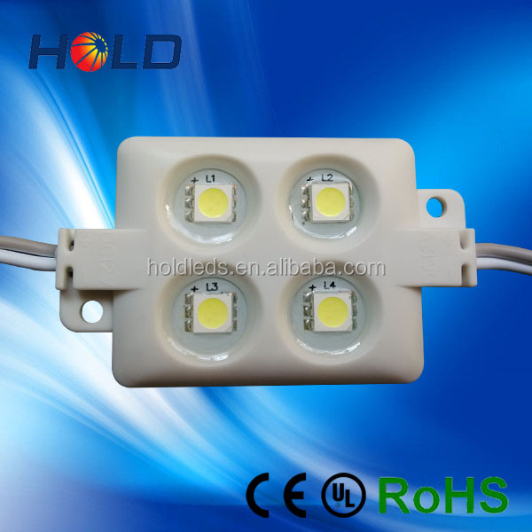 high quality injection waterproof 5050 abs plastic injection led module