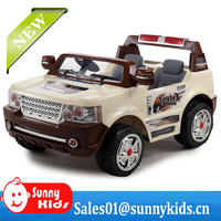 Best gift for kids ride on toys for twins ride on car with two seats jeep JJ205