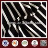 Feimei 2014 Fashion and Popular black and white striped cotton knit fabric China Supplier