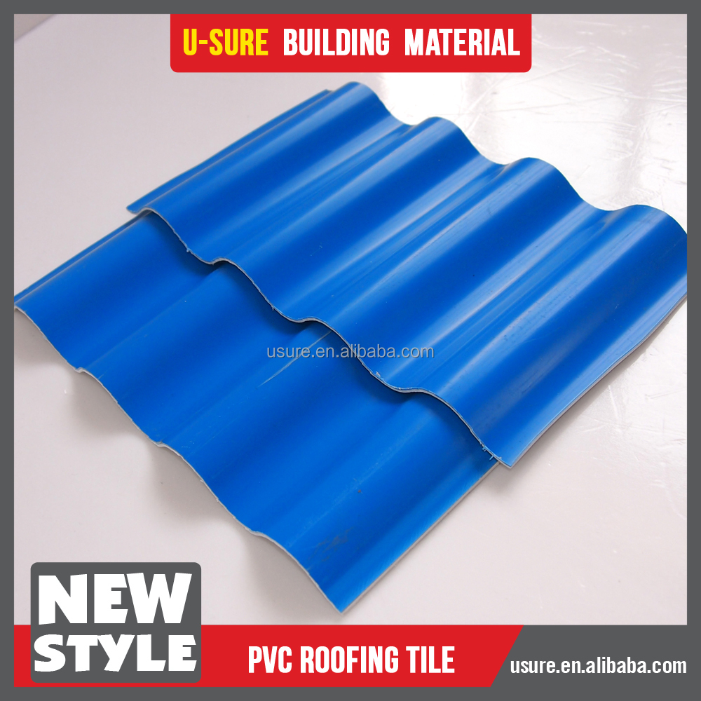 roofing sheet used / plastic high rib roofing sheet / prefab homes roofing shingles prices