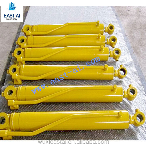 Aluminum Pneumatic Cylinder Two stage hydraulic cylinder