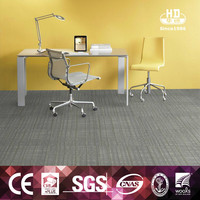 100% Nylon Fiber plush carpet tiles