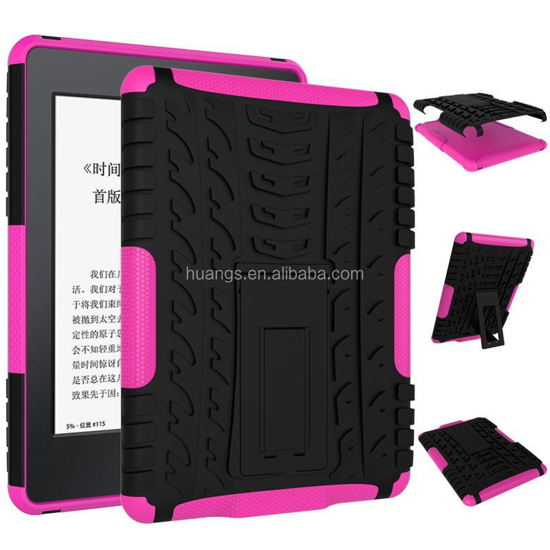 Bulk buy from china Heavy Duty Shockproof PC+TPU Cover for amazon kindle paperwhite 2 case made in china
