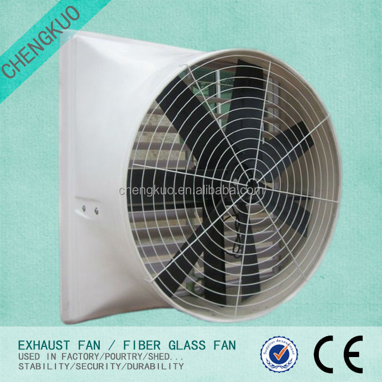 Big Wind Blower Rate Wall Mounted electric Industry Air Extractor