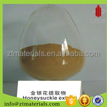 100% pure natural honeysuckle flower extract powder in bulk