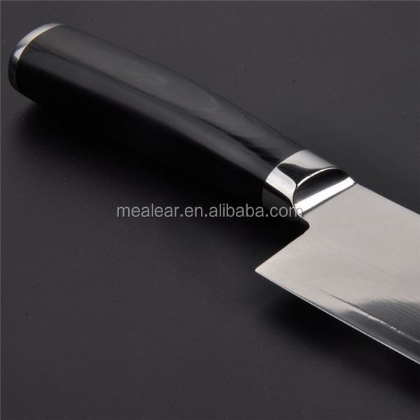 best selling corlorful french kitchen knife brands with wholesale price
