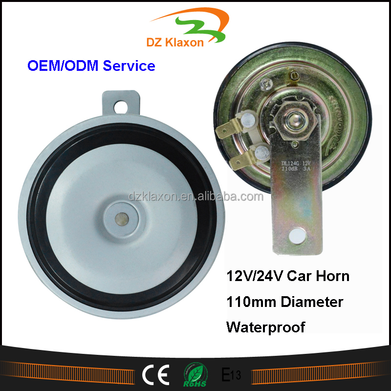 denso auto disc horn for toyota 12V