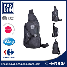 Custom Rucksack Excellent Quality Best Sell Man Triangular Backpack