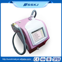CE approved colorful ipl personal home skin rejuvenation machine