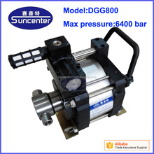 Suncenter 10bar-6400 bar range hydrostatic/hydraulic/hydro/water pressure test pump
