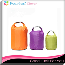 Outdoor sports Waterproof bag nylon dry bag in travel