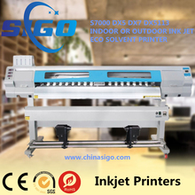 S7000 1.9m Roll to Roll Soft Film UV LED Digital Inkjet Printer
