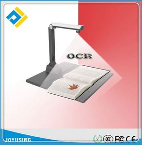 A2 book scanner OCR document camera book scanning