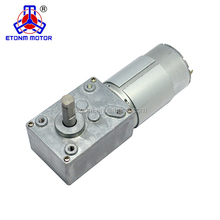 ET-WGM58AE with 7PPR encoder 12v 20.6rpm 30kg.cm CNC Machine dc electric motor