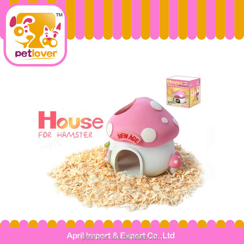 Small Animal Application Lovely Hamster House For Wholesale
