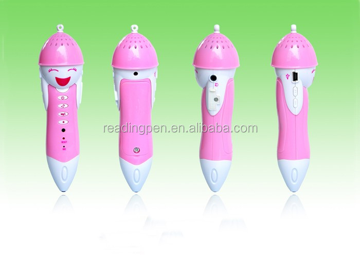 Multi Languages Intelligent Read Pen Touch Talking Pen with English Books