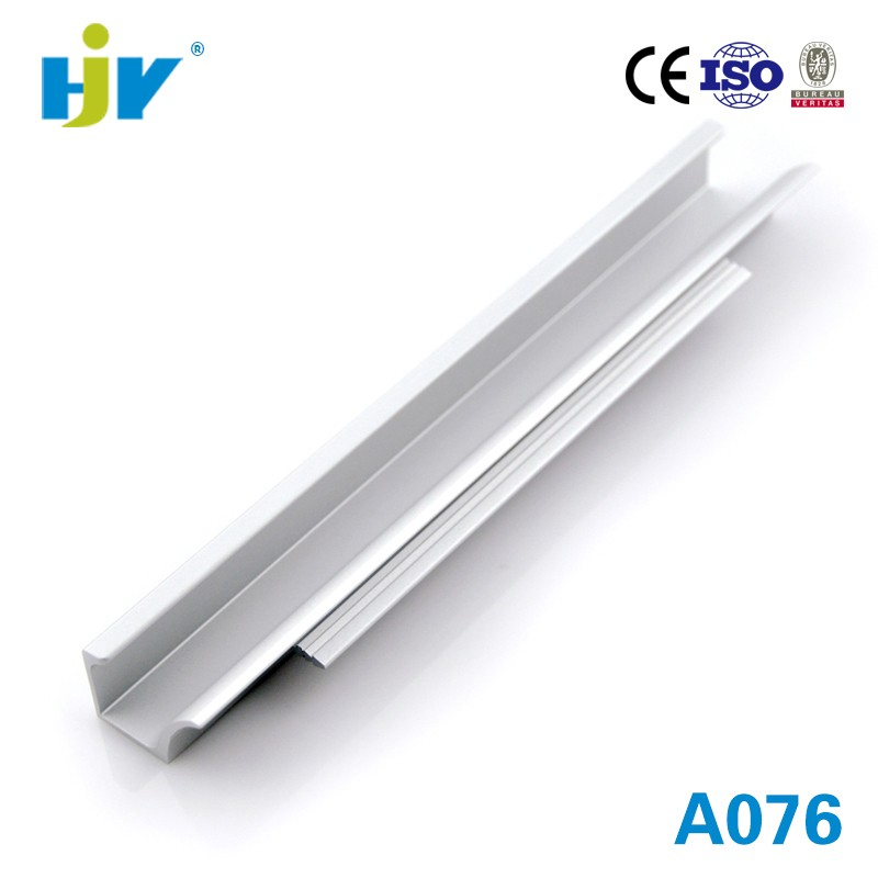 Most popular hot sale extruded aluminium kitchen furniture handles