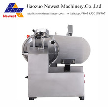 Stainless steel home meat cutting machine/rotamatic super slicer/automatic cooked meat slicer